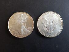 USA 2010 Silver 999 Eagle Liberty  $1 One Dollar Coin UNC 1oz
