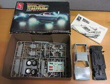 DeLorean Back to the Future - Ritorno al Futuro - Kit Montaggio Scala 1:24 -1991