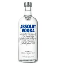 Vodka ABSOLUT BIANCA  CLEAR SECCA LT 1