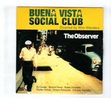 (IH765) Buena Vista Social Club - 1999 The Observer DVD