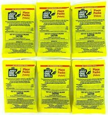 JUST ONE BITE Pellet Place Pack Rat Mice Mouse Poison 6 Packs 1.5 OZ