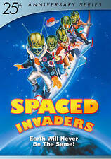 Spaced Invaders (DVD, 2015, 25th Anniversary) - NEW!!