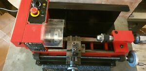 ROTWERK  3 Backenfutter Mini Metall Drehmaschine Metallverarbeitungsmaschinen C0