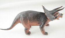 Vintage Triceratops Dinosaur Figurine