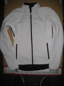 Gore Bike Wear Windstopper White Cycling Jacket  EU36 SIZE S Suit 10-12  Unused