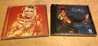 Lot Of 2 Celia Cruz CDs- Azucar Negra/  La Negra Tiene Tumbao