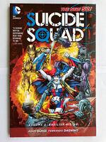 Suicide Squad Vol. 2 Basilisk Rising - DC Comics New 52 TPB - 2015 Graphic Novel