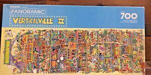 Vintage Springbok Puzzle Verticalville 2 Robert Blair Martin