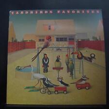 Yardbirds - Favorites LP Mint- E 34490 Epic Stereo 1977 USA Vinyl Record