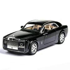 1:24 Diecast metal model. Rolls-Royce Light alloy and light vehicles.