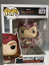 FUNKO POP! Marvel: WandaVision- Scarlet Witch #823