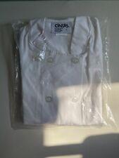Chef Uniform Coat Style White Size L Unisex