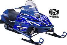 Yamaha Mountain Max V-Max SX-R sled wrap graphic kit, Replica