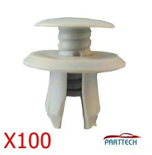 X100 VW T4 T5 TRANSPORTER CARAVELLE INTERIOR DOOR CARD MOULDING SCREW CLIPS.