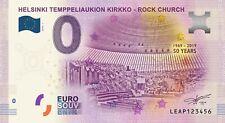 FI - Helsinki Temppeliaukion Kirkko - Rock Church - 2019