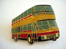 PINS RARE AUTOCAR BUS TOURISME SHELL TRANSPORT