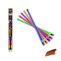 Firestix LED Light Up 5A Drumsticks Drum Sticks (1 Pair)