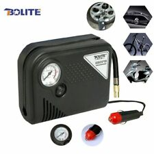 Portable Electric 150 PSI Tire Inflator Car Air Pump Compressor Pressure Gauge