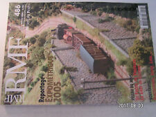 **d RMF n°486 gare de Chauvigny / Voitures à cartouches Corail