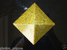 Leo Gemstone Birthstone Zodiac Orgone Gold Pyramid Red Pyrope Garnet Pietersite