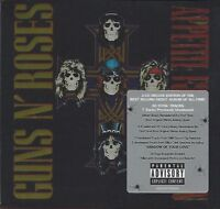 GUNS N' ROSES / APPETITE FOR DESTRUCTION NEW LIMITED 2CD DELUXE EDITION 2018 *