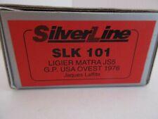 TAMEO KITS 1/43 LIGIER MATRA JS55 USA WEST GP 1976 J.LAFITTE #26 KIT SLK101