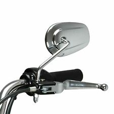 For Harley-Davidson Road Glide FLTRX FLTRXS Chrome Motorcycle Rear View Mirrors