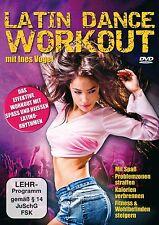 Latin Dance Workout von Ines Vogel (2012) - DVD - (NEUWERTIG)