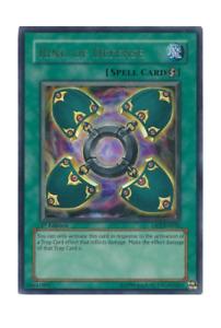 YuGiOh Card - Ring of Defense DP2-EN026 1st Ed. Ultra Rare (P)