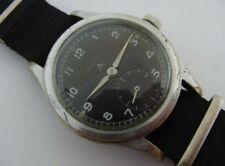RECORD WWII MILITARY 022K VINTAGE 15J RARE SWISS WATCH. WWW Dirty Dozen