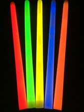 Jumbo Glow Sticks Bulk Wholesale 12in Industrial Grade Jumbo Light, Red