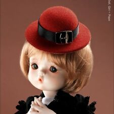Dollmore 1/4 BJD MSD and USD - Tracy Hat (Red)