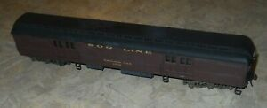 HO Scale Soo Line #1632 Baggage Car