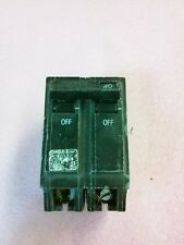 GENERAL ELECTRIC 40A 2 Pole Circuit Breaker HACR Type THQB 120/240 VAC