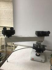 Microscopio LEITZ labourlux K (ARM DUAL)