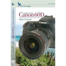 Blue Crane Digital Canon 60d DVD Volume 1 Camera Training Guide