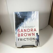 Hardcover - Friction A Novel by Sandra Brown
