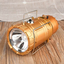 Outdoor Camping Light With Fan Multi-purpose Solar Tent Emergency Light Chic