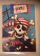 Pirate Party / Loot Bags X 16