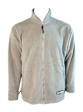 Hodge Heg Ezee Mens Fleece Jacket Coat (Stone) - L