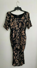 Isabella Oliver for a Pea In The Pod Dalham Shirt Dress sz 4 New NWT