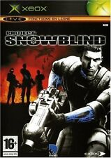 PROJECT SNOWBLIND                 -----   pour X-BOX   -----