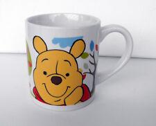 Rare Disney Winnie Pooh FACE Ceramic MUG BOXED MINT Spain Europe MINT