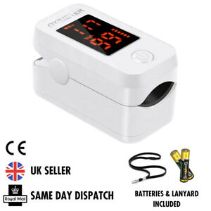 Fingertip Pulse Oximeter, Blood Oxygen Saturation Monitor - Accurate,CE Approved