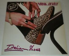 "MINK DeVILLE - Italian Shoes - French 12"" / Maxi 45T - 1985"
