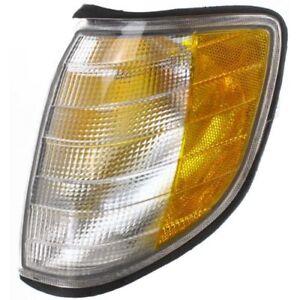 MB2520106 Parking Light for 95-99 Mercedes-Benz S420 Driver Side