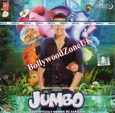 Jumbo - Nuevo Bollywood Banda Sonora CD SONGS