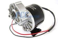 Electric Motor W/ Gear 24V 350W 9T Sprocket 24 Volt 350 Watt MY1016Z3 U ST11