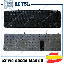 NEW TECLADO ESPAÑOL HP PAVILLON AEAT5P00110,AT5A,441541-071,7F07A4 SP DV9000T