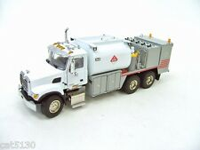 "Mack Granite Fuel+Lube Truck - ""WHITE"" - 1/50 - Sword #SW2100WW"